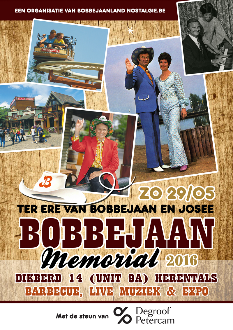 Bobbejaan Memorial 2016